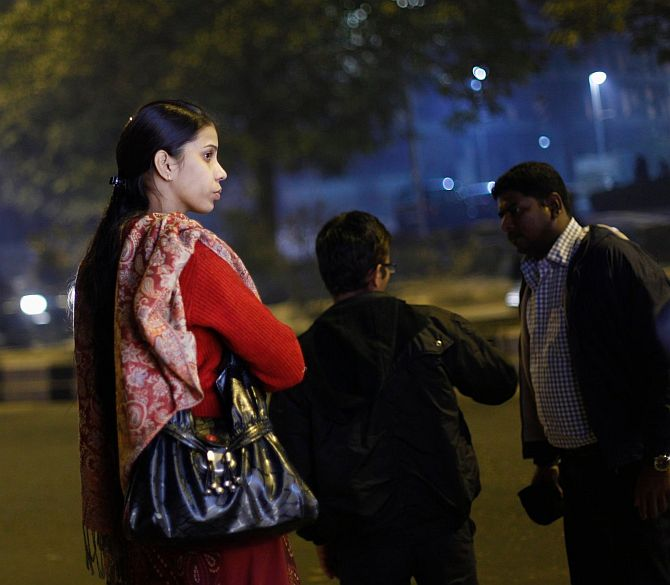Here's why Delhi women are scared to step out on the road