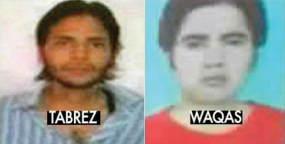 NIA releases photos of prime suspects - Tabrez and Waqas - in Hyderabad blasts case