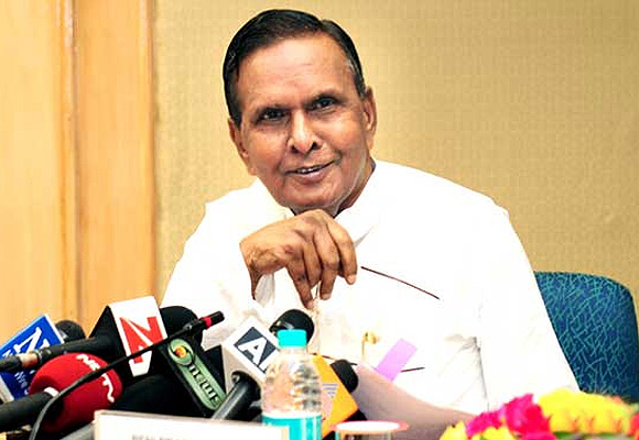 Union Steel Minister Beni Prasad Verma's latest passion is speaking in English.