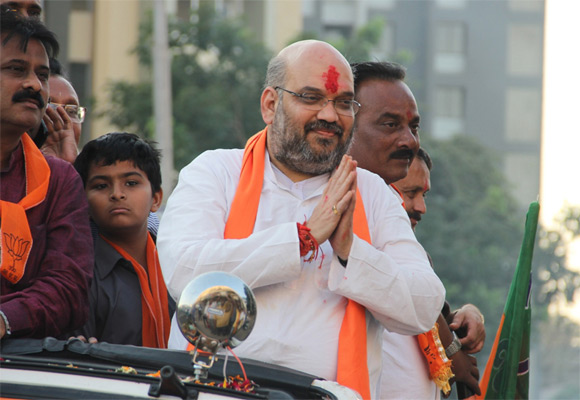 Amit Shah is the BJP general secretary in charge of Uttar Pradesh.