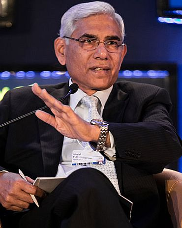 Vinod Rai: 'No one better than Ganguly to lead BCCI'