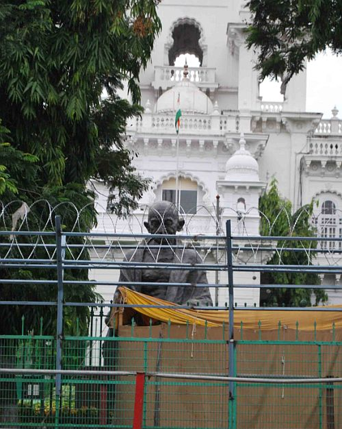 Chalo Assembly hits Hyderabad; litmus test for AP CM, TRS