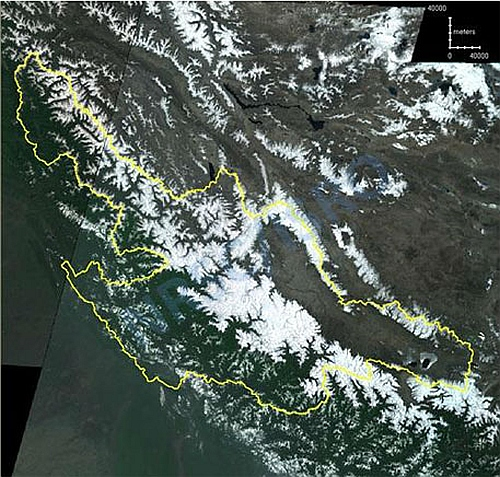 Satellite imagery REVEALS Uttarakhand's real story
