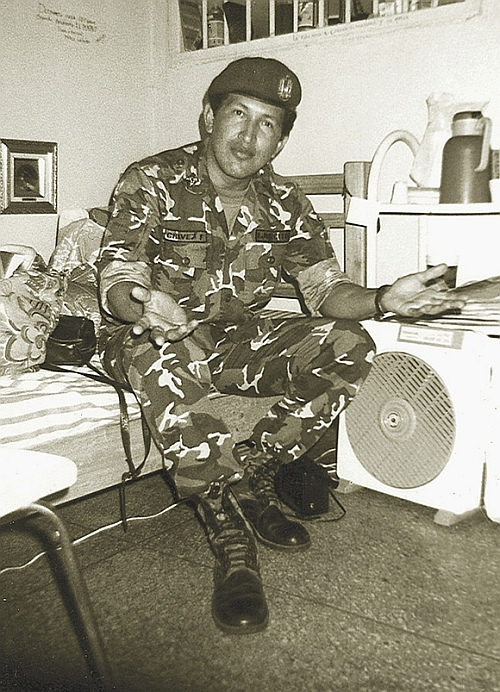 Hugo Chavez: A journey in pictures - Rediff.com News
