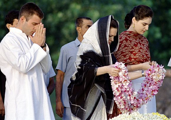 When Sonia Refused To Lead The Congress
