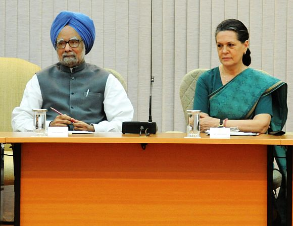 Will election results reduce UPA to a 'lame duck' govt?