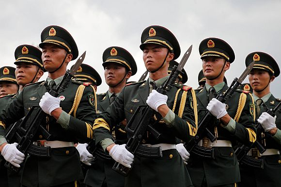 Border intrusion: 'China will not ignore provocations'