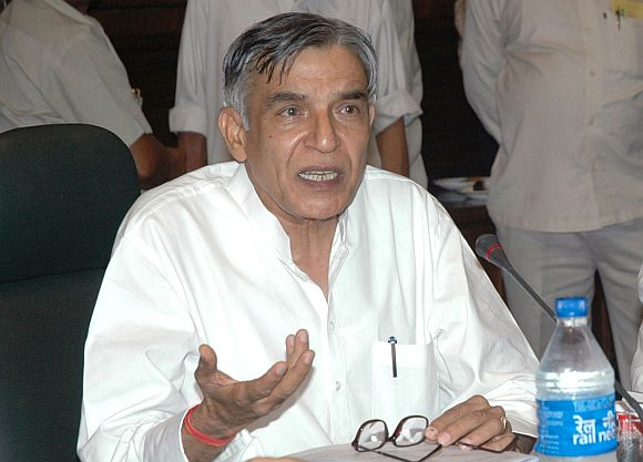 Pawan Kumar Bansal's fall from grace
