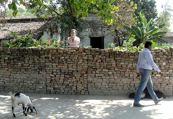A blueprint to develop Orwell's birthplace is expected from the Bihar government in two weeks.