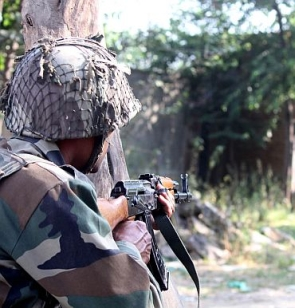 Armyman killed during encounter in J-K