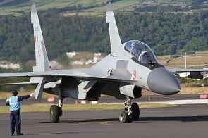 Wreckage of missing Sukhoi-30 jet found, no info on pilots