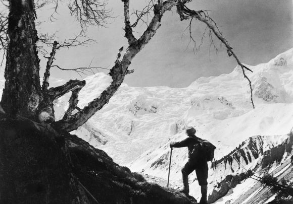 IN PHOTOS: The mesmerising Mount Everest through ages