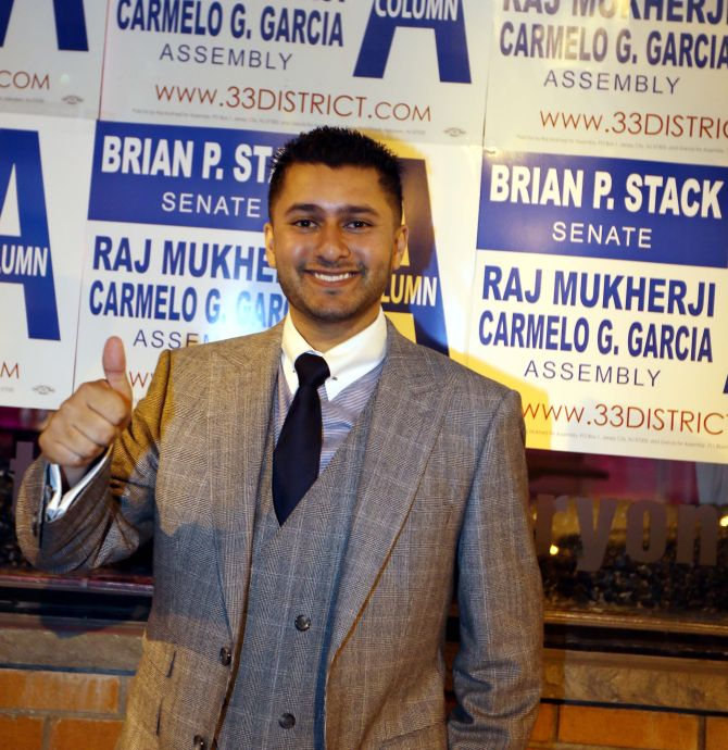Photos: 29-year-old Indian American elected to New Jersey assembly