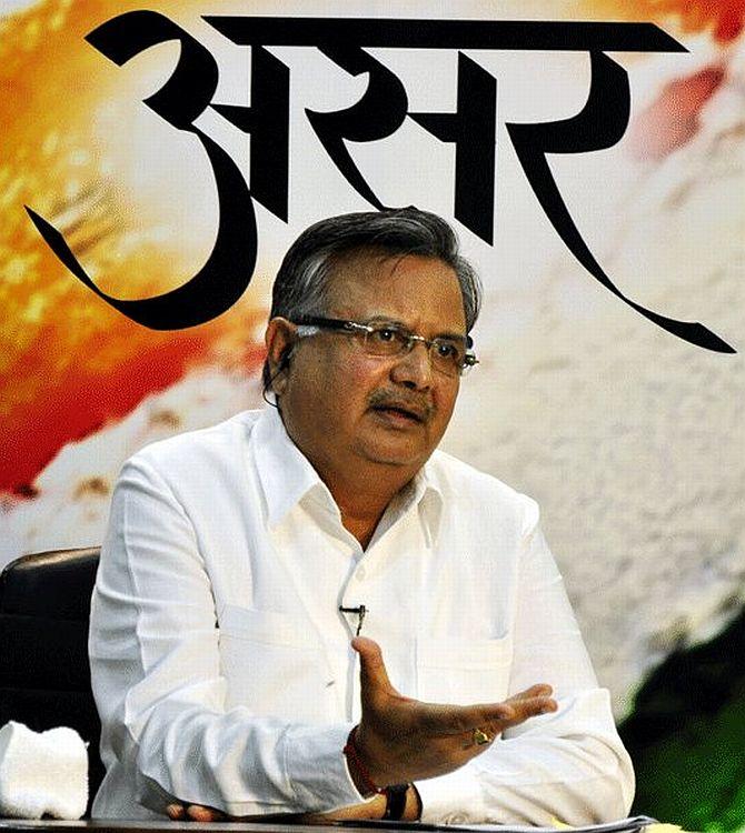 How BJP built its base in Chhattisgarh