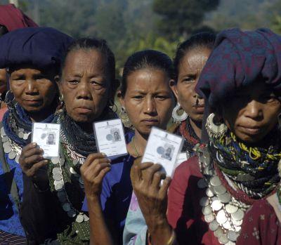 81 per cent turnout in peaceful polling in Mizoram