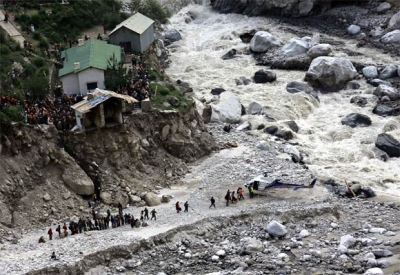 More disasters waiting to happen in Uttarakhand: Air Force