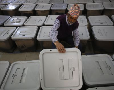 Nepal polls register turnout of nearly 70 pc, bomb injures 3