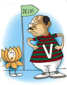 Poll diary: A tale of three Vijays!