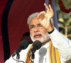 Modi in MP: 'Arrogant' Cong in the habit of breaking promises