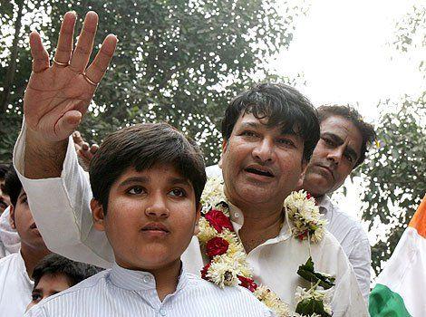 Delhi polls: 'Unkept promises' may shock Haroon Yusuf in Ballimaran