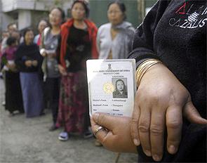 Mizoram assembly polls kick off amid tight security
