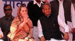 Ashok Gehlot: Gandhian with a pro-poor image