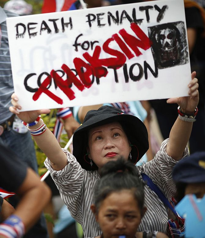 Protests in Thailand: What's it all about?