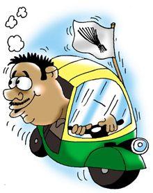 Poll diary: Pehle AAP, for Kejriwal!