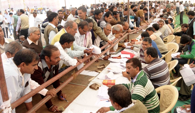 2013 assembly elections: What the exit polls are saying