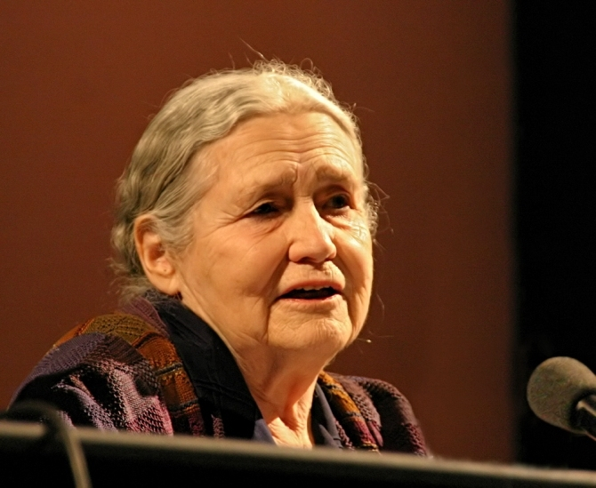 Doris Lessing - 2007