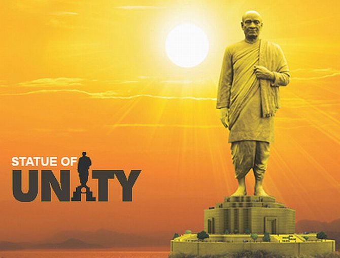 5 interesting facts about Modi's Statue of Unity