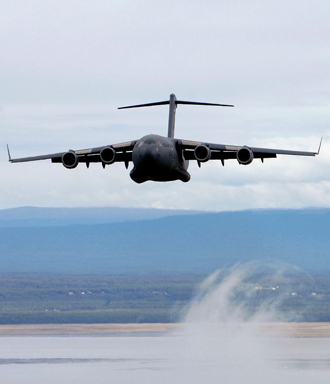 C-17 Globemaster III joins Indian Air Force