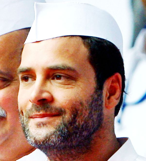 Modi?? Only Rahul epitomises India: Pilot