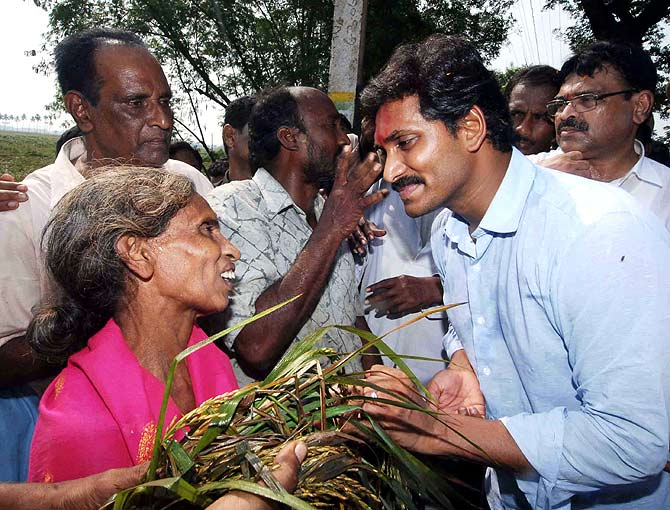 People love me, will vote for me: Jaganmohan Reddy