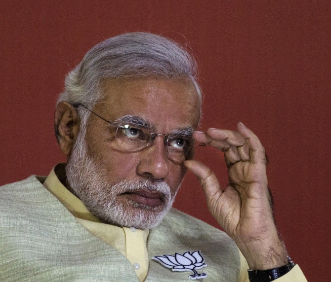 No more irresponsible statements please: Modi to 'well-wishers'