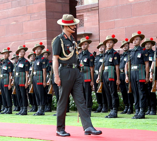 A manifesto for General Suhag