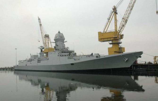 PM Modi will induct THIS ship on Saturday