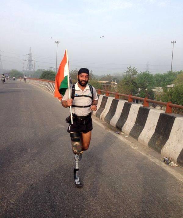 The inspiring story of Major D P Singh