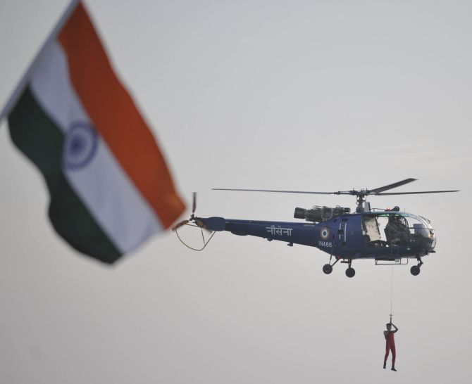 The fauj does not advertise secularism, but practises it every day
