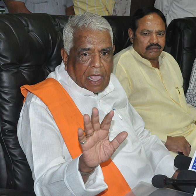 Former MP CM Babulal Gaur no more