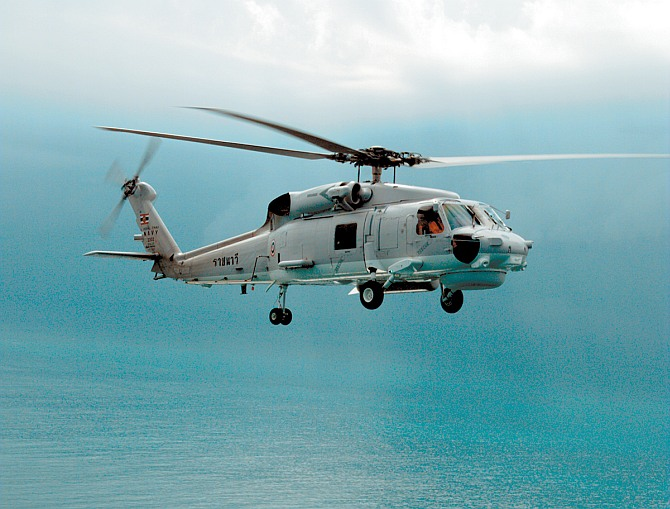 Sikorsky bags Navy's Rs 6000 cr deal for 16 multi-role helicopters