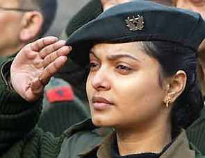 17 per cent shortage of officers in armed forces: Govt