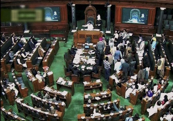 Govt likely to extend Parliament session by 2-3 days
