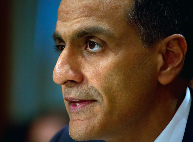 Richard Rahul Verma, the first Indian American to be appointed US Ambassador to India