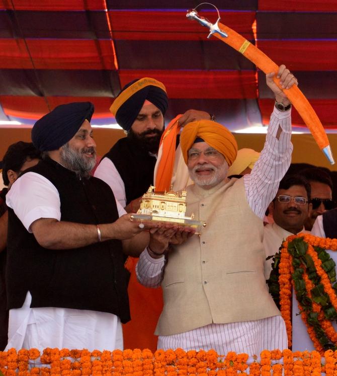 BJP leaders disagree on Punjab list