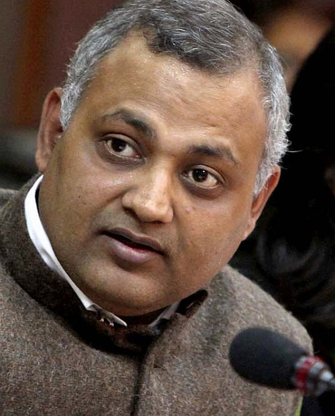 AAP leader Somnath Bharti