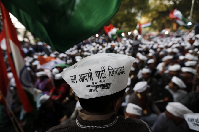 The AAP's decision to focus on more than one area fell flat on its face.