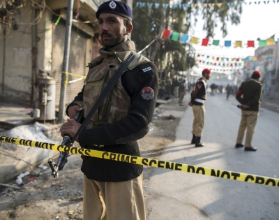 42 killed in multiple blasts and firing in 3 Pakistani cities