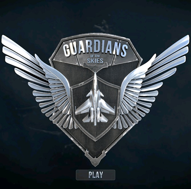 Guardians of the Skies: Air Force's 1st mobile game