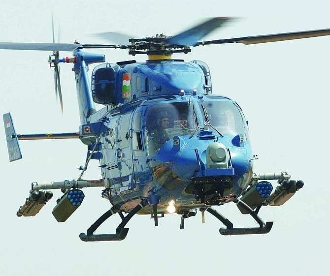 Advanced Light Helicopter 'Dhruv'